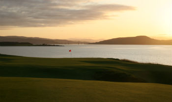 Castle Stuart golf Skotland