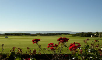 Fortrose and Rosemarkie golf Skotland