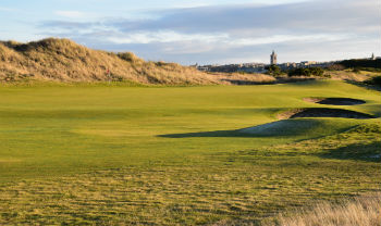 Golf Skotland St Andrews