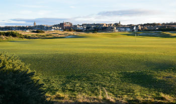 St Andrews golf Skotland