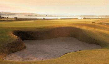 Craigielaw  golf Skotland