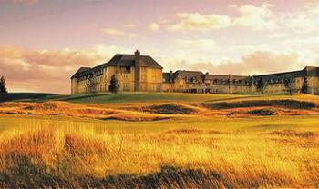Fairmont golf Skotland