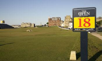 Golf i Skotland