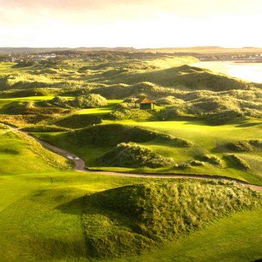 Golfrejser i Skotland i St Andrews