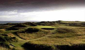 Troon golf Skotland