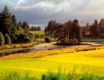 Queens golf Gleneagles