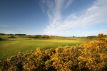 Golf Skotland Carnoustie Burnside