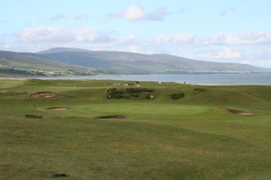 Brora golf skotland