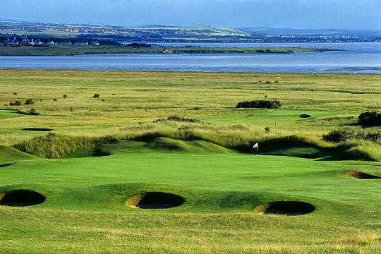 Gullane n°2 Golf Skotland