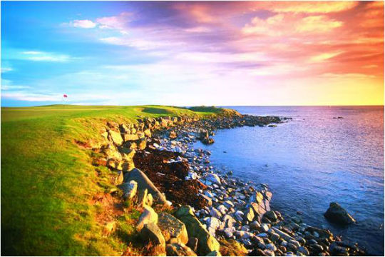 Kingsbarns golf skotland