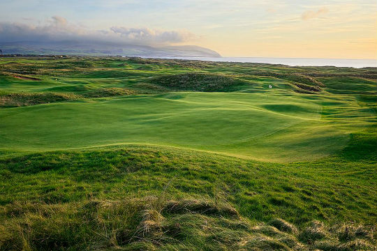 Machrihanish golf skotland