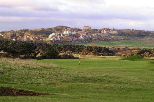 Muirfield golf skotland