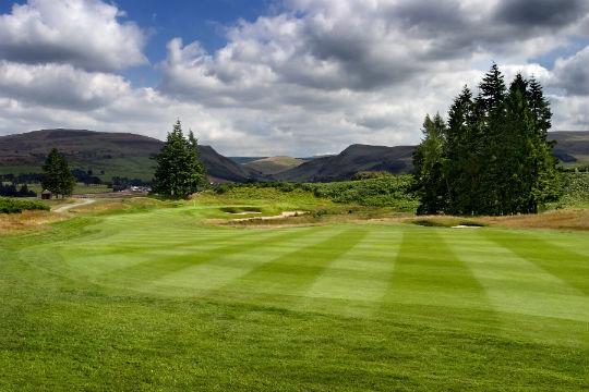 PGA golf skotland