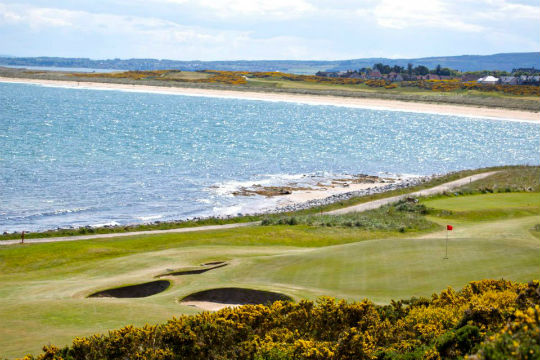 Royal dornoch golf skotland