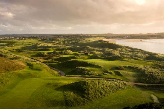 cruden bay golf skotland