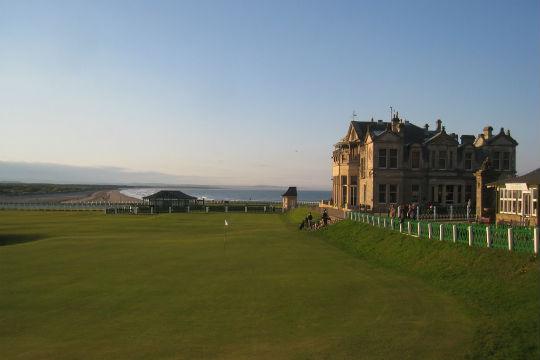 old course skotland