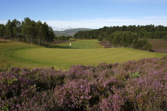 spey valley golf skotland