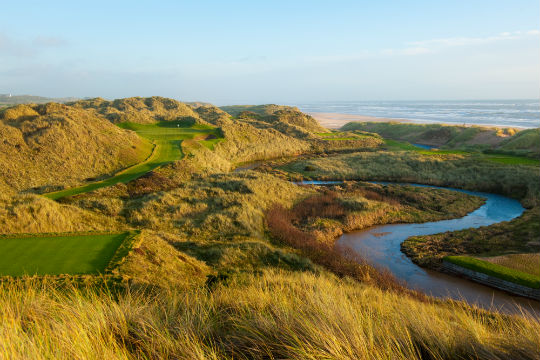 trump golf skotland