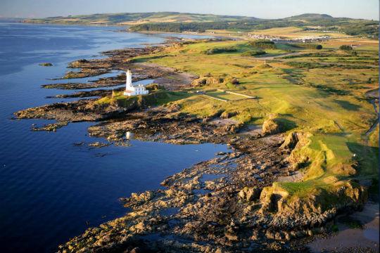 turnberry golf skotland
