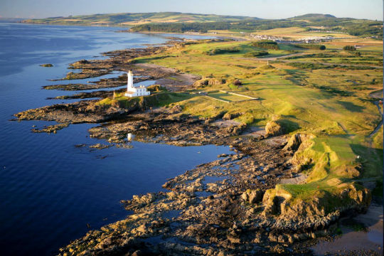 turnberry golf skotland